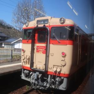 【津山のデパートで昼食】智頭急行・姫新線と津山線快速ことぶき号乗車記。