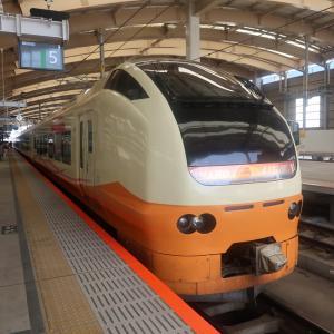 特急いなほ3号乗車記(新潟10:57→鶴岡12:45)(会津・新潟・庄内旅行4)