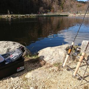 釣りキャンプに最適なアジングロッド