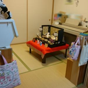 我が家の和室(おもちゃ部屋)