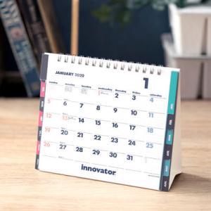 【2020年版】おしゃれな卓上カレンダー8選。かわいい・シンプル・かっこいいデザインもおすすめ