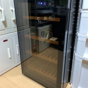 ワインセラーMB-6110Cを導入(クワガタ・カブトムシ飼育用)