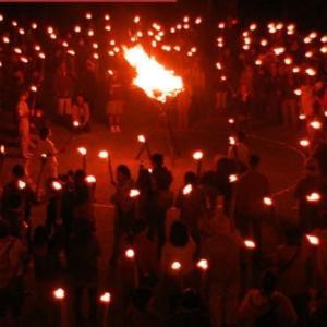 摩文仁・火と鐘のまつり2020