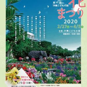 第11回沖縄こどもの国花まつり