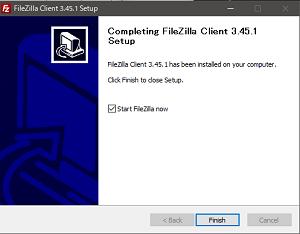 FTPクライアントソフトにチャレンジ