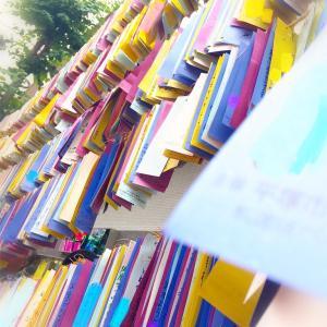 平塚の七夕祭りに行ってきました