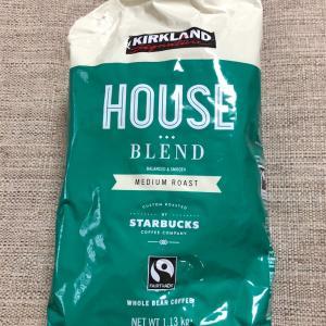 コストコで買ったスターバックスとのコラボコーヒー豆の内容量が増えて1.13kgでコスパアップ、では味は?