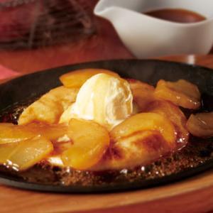 ココス(COCO'S)のデザート「ホットアップルパイ」! とっても甘くてホットで、幸せになれるスイーツ(*^^*)