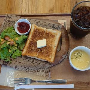 【川珈琲店】富田林でモーニングを食べた感想!美味しいパンとコーヒーで優雅な朝を!