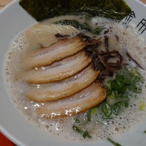 【金田家 なんばラーメン一座店】本場九州の黒豚とんこつを大阪で味わおう