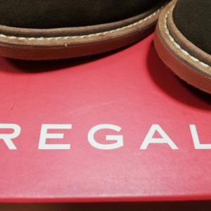 【REGAL】リーガルの普段履きできる革靴をレビューします。