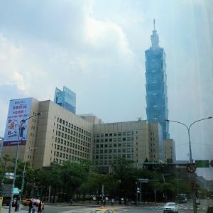 台湾一の免税品デパートと台北101に昇る編-オカンと行く台北周遊旅行記ブログ-18