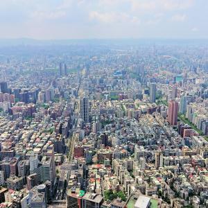 台湾イチ高い「台北101」の展望台から見下ろす編-オカンと行く台北周遊旅行記ブログ-19