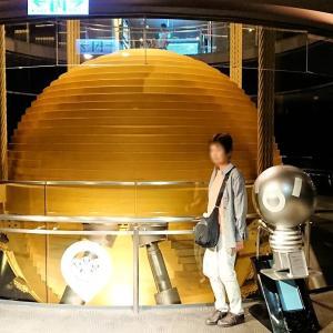 台北101の巨大タワーを支える振り子編-オカンと行く台北周遊旅行記ブログ-20