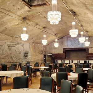 最深部にはビアホールもあるヴィエリチカ岩塩坑編-ポーランド旅行記-43
