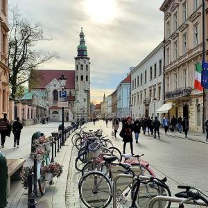クラクフで旧王宮跡と旧市街地をブラリと散策編-ポーランド旅行記-48