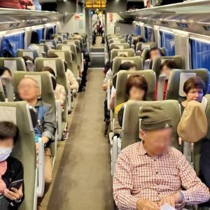 クラクフから高速列車でお喋りしながらワルシャワへ編-ポーランド旅行記-53