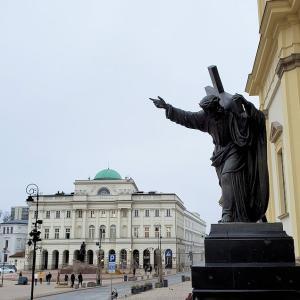 ショパンの心臓が保存されているワルシャワの聖十字架教会編-ポーランド旅行記-57