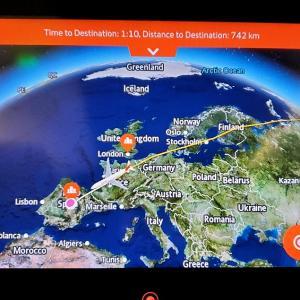 イベリア航空経由でまずはスペインへ-ポルトガル旅行記ブログ-1
