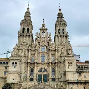サンティアゴ・デ・コンポステーラ旧市街地をのんびりブラ歩き-ポルトガル旅行記-6