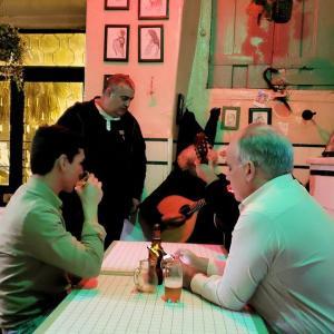 遂に見つけたアルファマ地区らしい、ファドを演奏していたお店に潜入してみたら・・-ポルトガル旅行記48