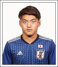 堂安律、中島翔哉、南野拓実!サッカー日本代表新ビッグ3の髪型!