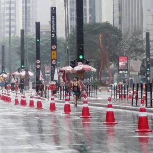 サンパウロの大晦日の風物詩、サンシルベストレ国際マラソン