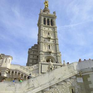 フランス最古の港町マルセイユに行ってみたよ