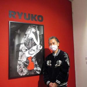 日本漫画家さんのパリ個展とアーティストのアトリエ訪問