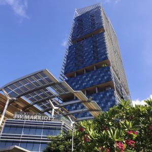 JWマリオットホテルシンガポール宿泊記(2020年) 好立地で絶景プールがオススメのラグジュアリーホテル