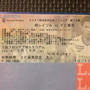 X J1 vs FC東京