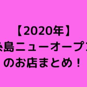 糸島ニューオープン2020年のお店まとめ!最新の糸島に行こう!