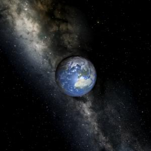 宇宙のシミュレーターでいろいろやってみた!  Ep.1 地球と月