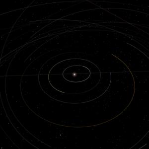 宇宙のシミュレーターでいろいろやってみた! Ep2 太陽系
