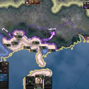 sirius7の憂鬱 Hearts of Iron IV (HOI4) 大日本帝国プレイEp2 ~謎の声陣営~
