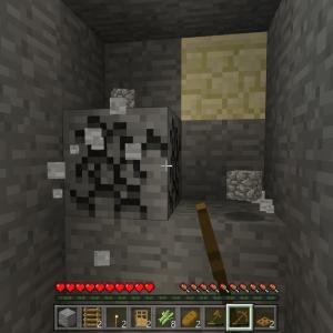 sirius7のマインクラフト実況Ep3  ~鉱石を集めろ!①~