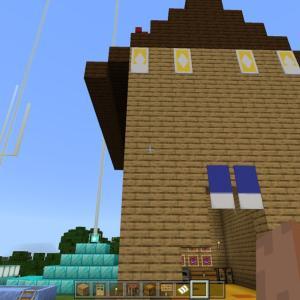 Minecraftでまちづくりをしてみます!!!!   ~sirius7の憂鬱~