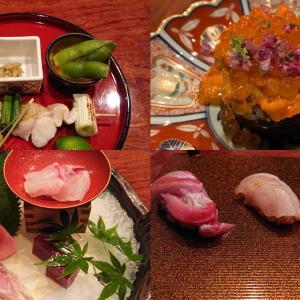 勝田台、いや八千代市が誇る名店「ときずし 山田」で味わう、豪華絢爛・海鮮尽くしコース 〆の握りまで感嘆の溜息が零れ続ける美食三昧!