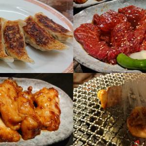 【超!】が付くホルモンの名店、初代吉田を訪れるべく亀戸へ 亀戸餃子を経由し、開店と同時に全席埋まる人気店で頂く、絶品過ぎる炭焼きホルモン