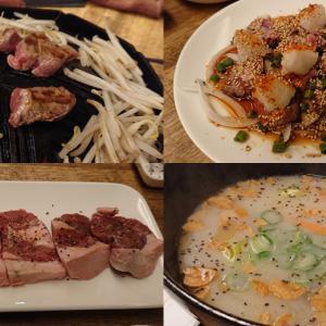 千葉中央で頂く、臭み0・旨味満点のジンギスカン 羊BEEE 子供でもOKな食べやすさ抜群のラムに、旨味詰まったマトンも美味!