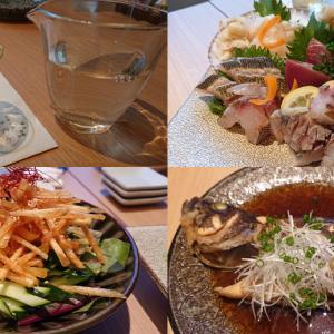 千葉駅近く、隠れ家な雰囲気がお気に入りの旬菜旬肴 和のか 初夏の味覚詰まった鮮魚に、クロソイの煮付けらを日本酒で堪能!