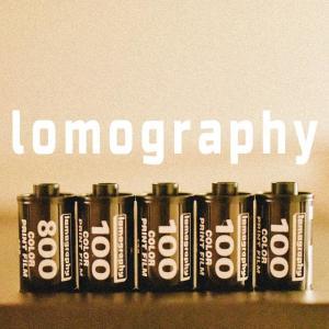lomographyフィルムで撮った仙台の街並(フィルム作例紹介)