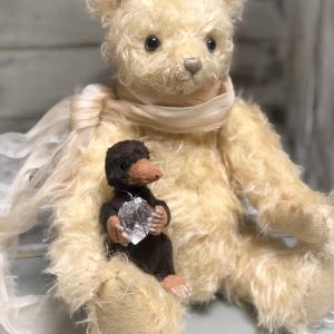 モグラさんはクマさんと一緒(*'∀')