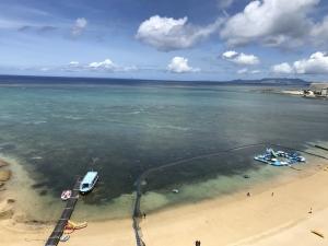 夏休み最終週、沖縄旅行に