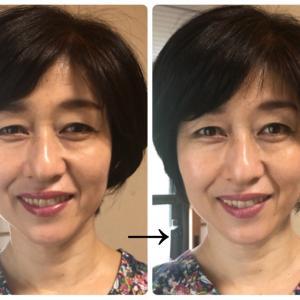 顔ヨガ初回の変化!本当のキレイは自分らしさ
