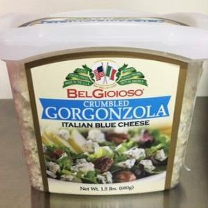 【コストコ】我が家のリピ商品:クランブル ゴルゴンゾーラは、マイルドでお得な青かびチーズ