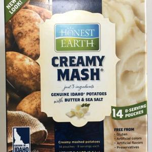 【コストコ】クリーミーマッシュポテトは時短・節約に便利。我が家で不評だった理由とは?