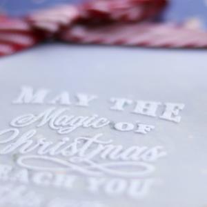 カードパックに入っている主張の強いカードよ。【ナイト・ビフォー・クリスマス】