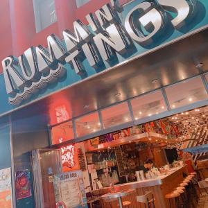 出会いはRUMMIN'TINGSで!香港セントラルで1人でも楽しめる飲み屋!