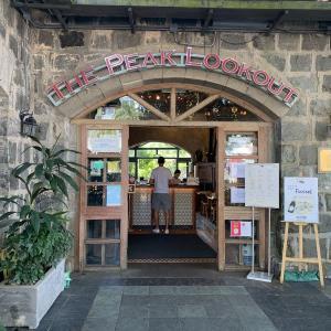 ヴィクトリアピークで景色を見ながら食事ができるレストラン!THE PEAK LOOKOUTへ!